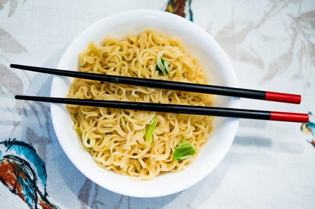food, ramen, noodles